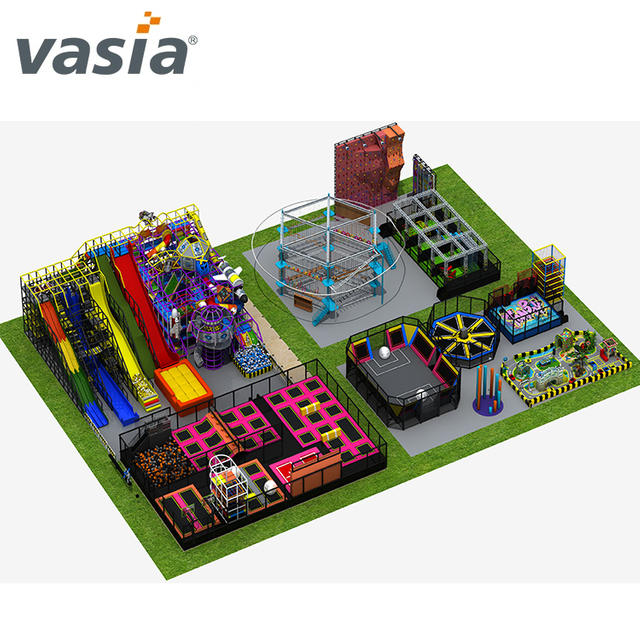 Vasia Brand American Standard Approved Trampoline for Sports Equipment