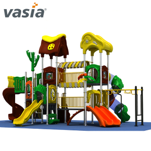 Newest children environmental gym playground equipment
