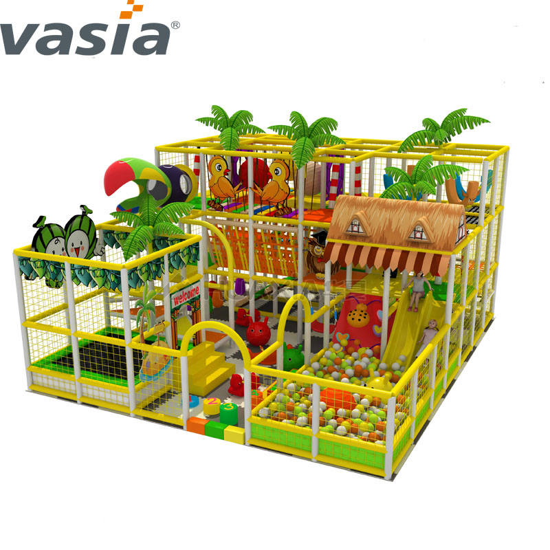 Small Children Jungle Soft Kids Play Area Birthday Party for Indoor Play Centre