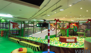 How to educate children through entertainment at the indoor playground?