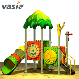 Popular Commercial Luminous Forest Series of kids backyard play area