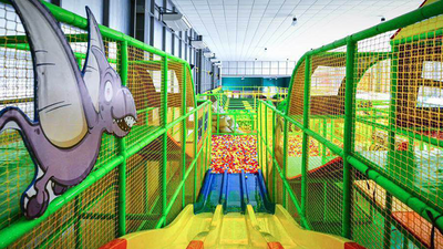 Vasia Indoor Playgroud