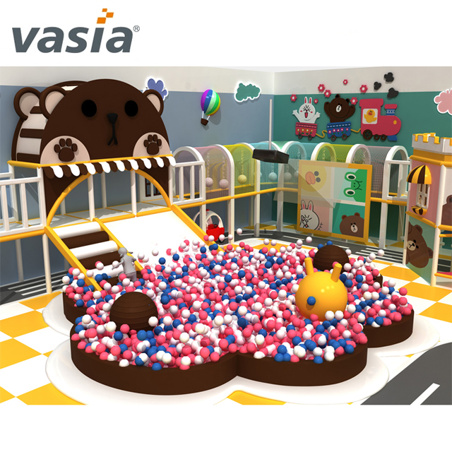 Hot Sale Sale Cheap Childrens World Indoor Playground Play Games