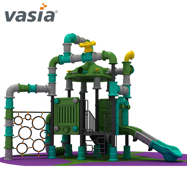 Vasia New Arrival Small Size Playset Children's Playground Slide