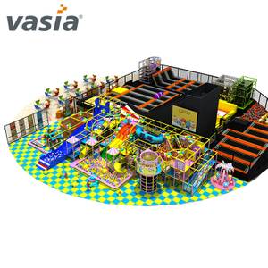 Commercial Best Kids Play Area Birthday Party for Indoor Play Centre