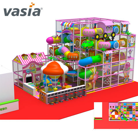Best Foam Fancy Soft Indoor Playground Birthday Party for Indoor Play Centre