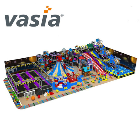 Toddler Kids Commercial Indoor Playground with Good Quality And Factory Price