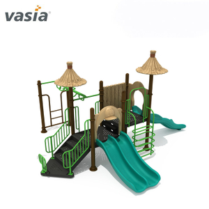 Professional European Standard Outdoor Toddler Climbing Frame Swing And Slide Set