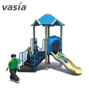 Hot Sale Preschool Combination Outdoor Plastic Children Amusement