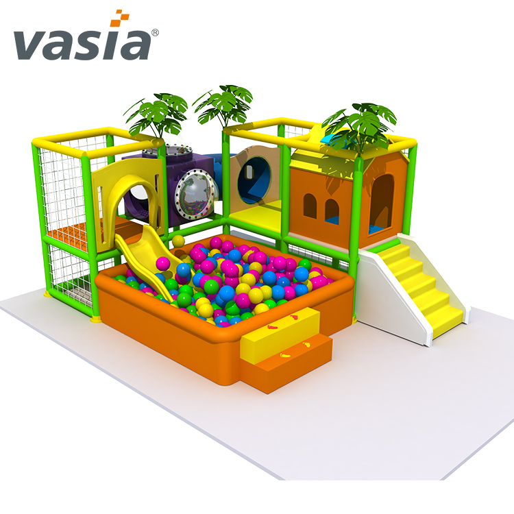 Fancy Soft Indoor Playground Birthday Party Indoor Playground for Toddlers