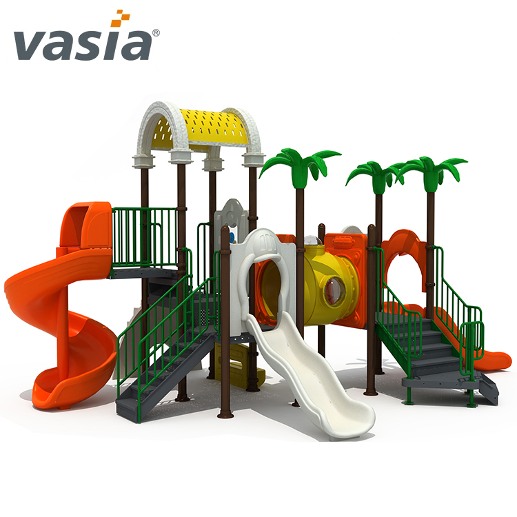 Adventure Children Outdoor Games Play Slide Sets Playground For Sale