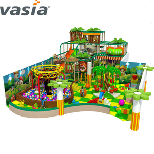Safe Children Jungle Soft Kids Play Area Birthday Party for Indoor Play Centre