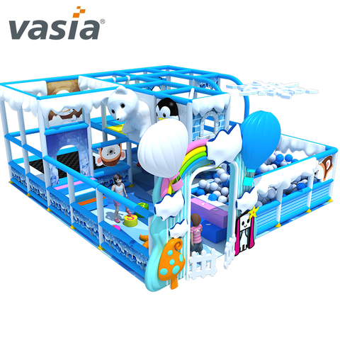 Vasia Fancy Soft Indoor Playground Birthday Party for Indoor Play Centre