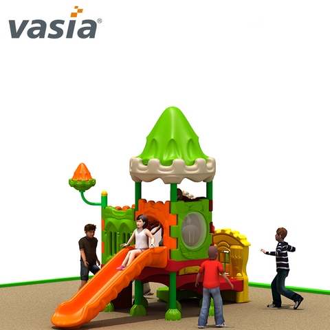 Unique Kids Lovely Preschool Slide Outdoor Play Structures